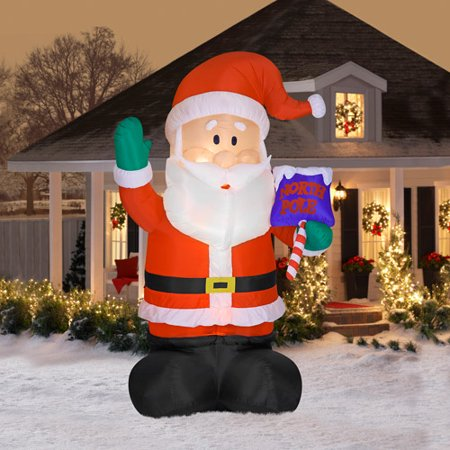 Inflatable Christmas Displays