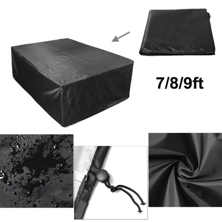 7/8/9ft Polyester Waterproof Fabric Outdoor Pool Snooker Billiard Table - Billiards Fabric