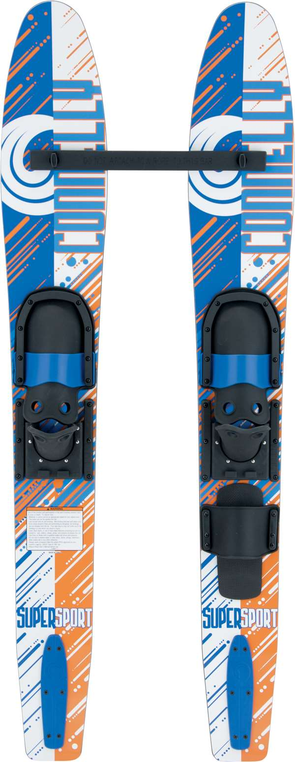 Click here to buy Super Sport Youth Trainer Connelly Combo Water Skis by Connelly.
