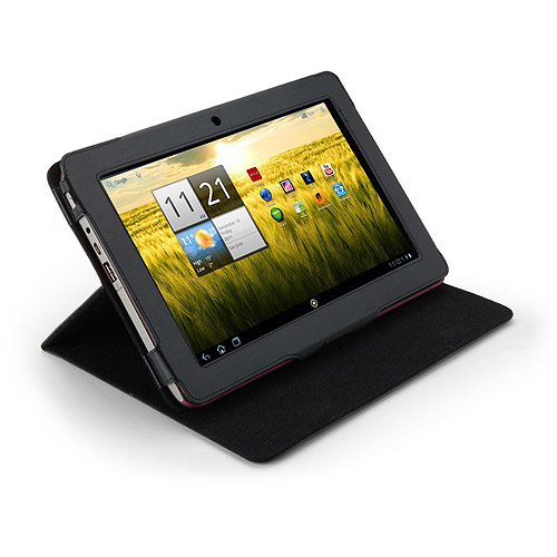 Acer Foldable Protective Case for Iconia Tab A200, Black