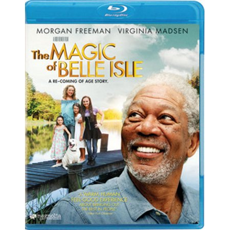 The Magic of Belle Isle (Blu-ray) (Southern Belle Movies)