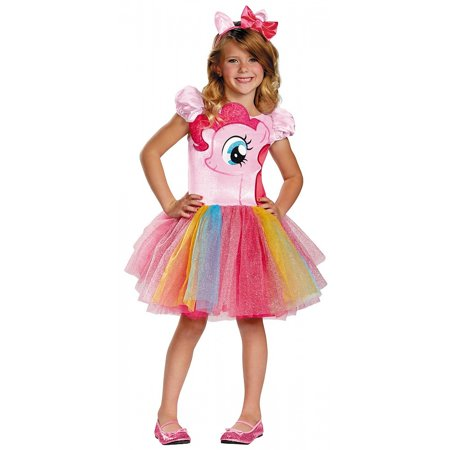 My Little Pony Tutu Prestige Child Costume Pinky Pie (Pink) - X-Small](My Little Pony Costume Adults)