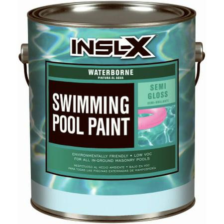 Benjamin moore co insl x 4 packs gal aqua sg pool paint - Benjamin moore swimming pool paint 042 ...