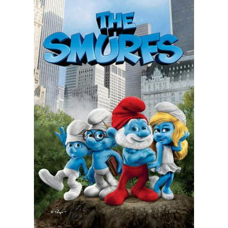 The Smurfs (Vudu Digital Video on Demand)](Smurf Halloween Movie)