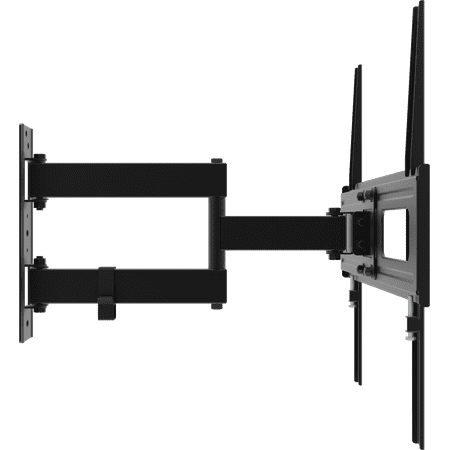 Primecables Tv Wall Mount Bracket With Full Motion Articulating Arm For Most 26 55 Inch Walmart Canada