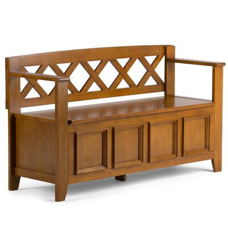 Fine Darby Home Co Otterville Wood Storage Bench Theyellowbook Wood Chair Design Ideas Theyellowbookinfo