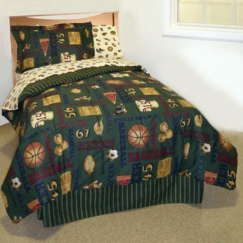 Vintage Sports Bed Set 109