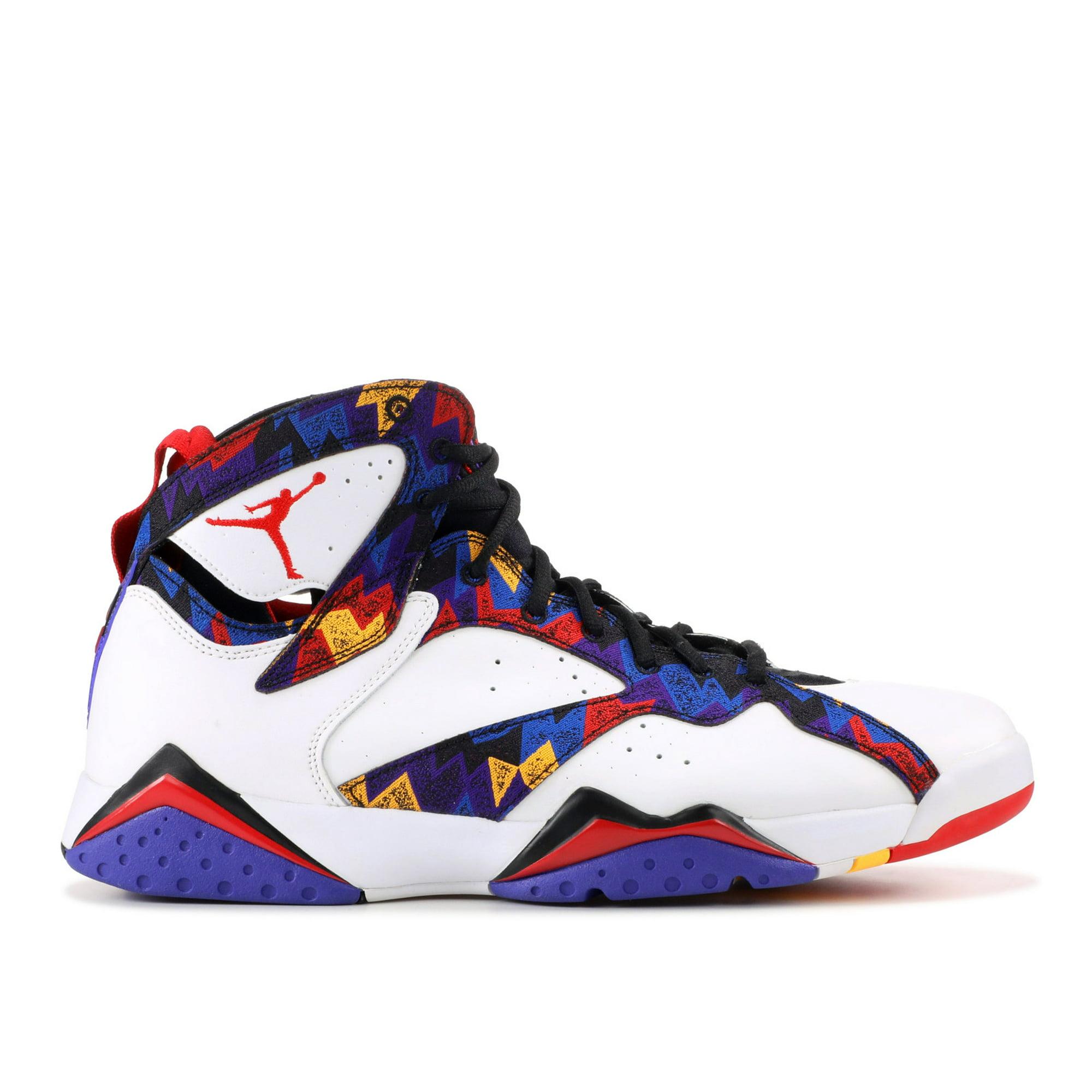 sports shoes 8726e 0ad74 Air Jordan - Men - Air Jordan 7 Retro  Nothing But Net  - 304775-142 - Size  9   Walmart Canada