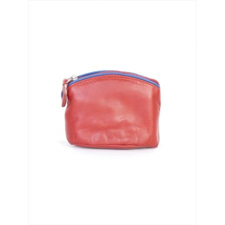 Scully H642-04-20 Hidesign By Scully Female Red Small Coin Purse