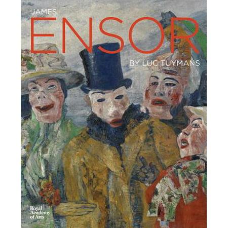 James Ensor Halloween (James Ensor by Luc Tuymans)