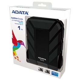 Adata Technology AHD710-1TU3-CBK Adata Dashdrive Durable Series Hd710