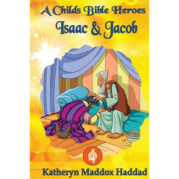 Child's Bible Heroes: Isaac & Jacob (Paperback)