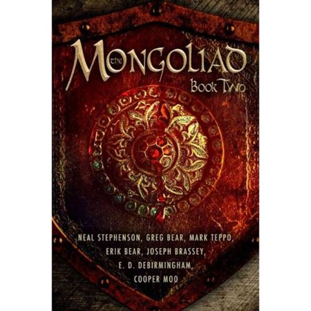 The Mongoliad Book Two by