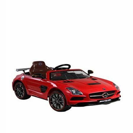 - Mercedes SLS AMG Black Series 12V- Red