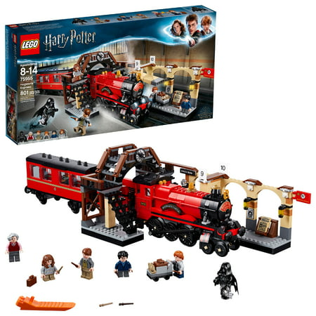 LEGO Harry Potter Hogwarts Express 75955 Toy Model Train Building Set