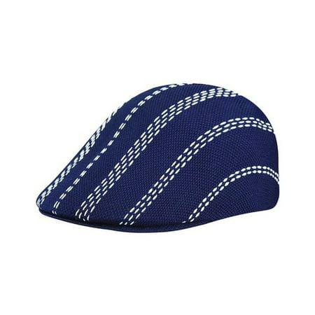 - Men's Kangol Float Stripe 507 Flat Cap