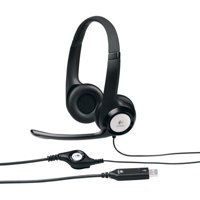Logitech USB Headset H390 with Noise Cancelling Mic Non retail Package