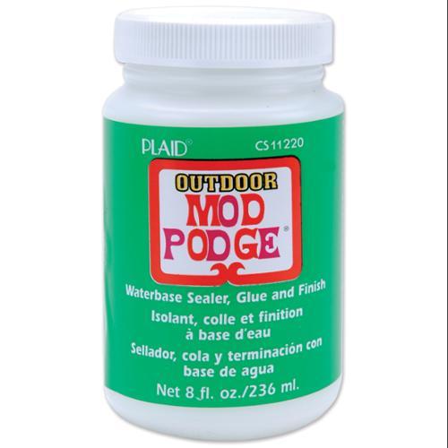 Mod Podge Outdoor Finish-8 Ounces