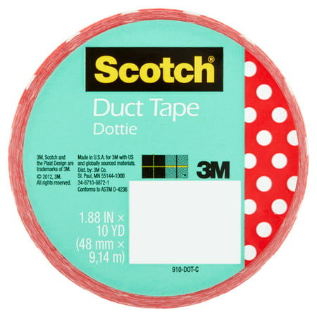 3M Scotch Dottie Duct Tape