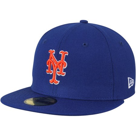 New York Mets New Era Wool Standard 2 59FIFTY Fitted Hat - Royal -  Walmart.com e33a9c8d588