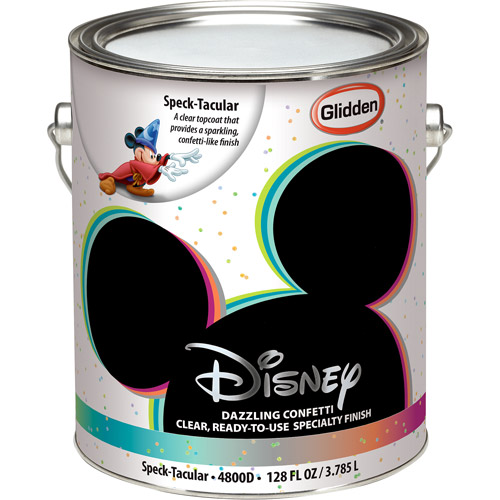 Disney Speck-Tacular Interior Specialty Paint, 1-Gallon