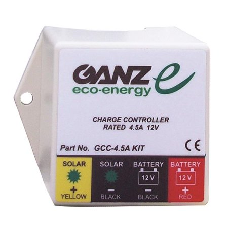 Cbc Gcc 4 5A Kit 4 5A Charge Controller Kit