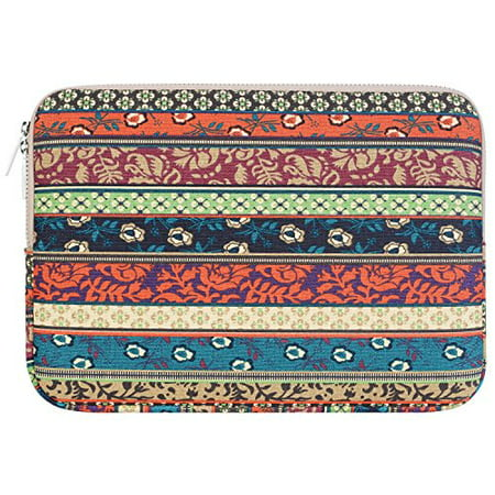 Mosiso 15-15.6 Inch Laptop Sleeve Carry Case for MacBook Air Pro 15 inch Sleeve Case Bag