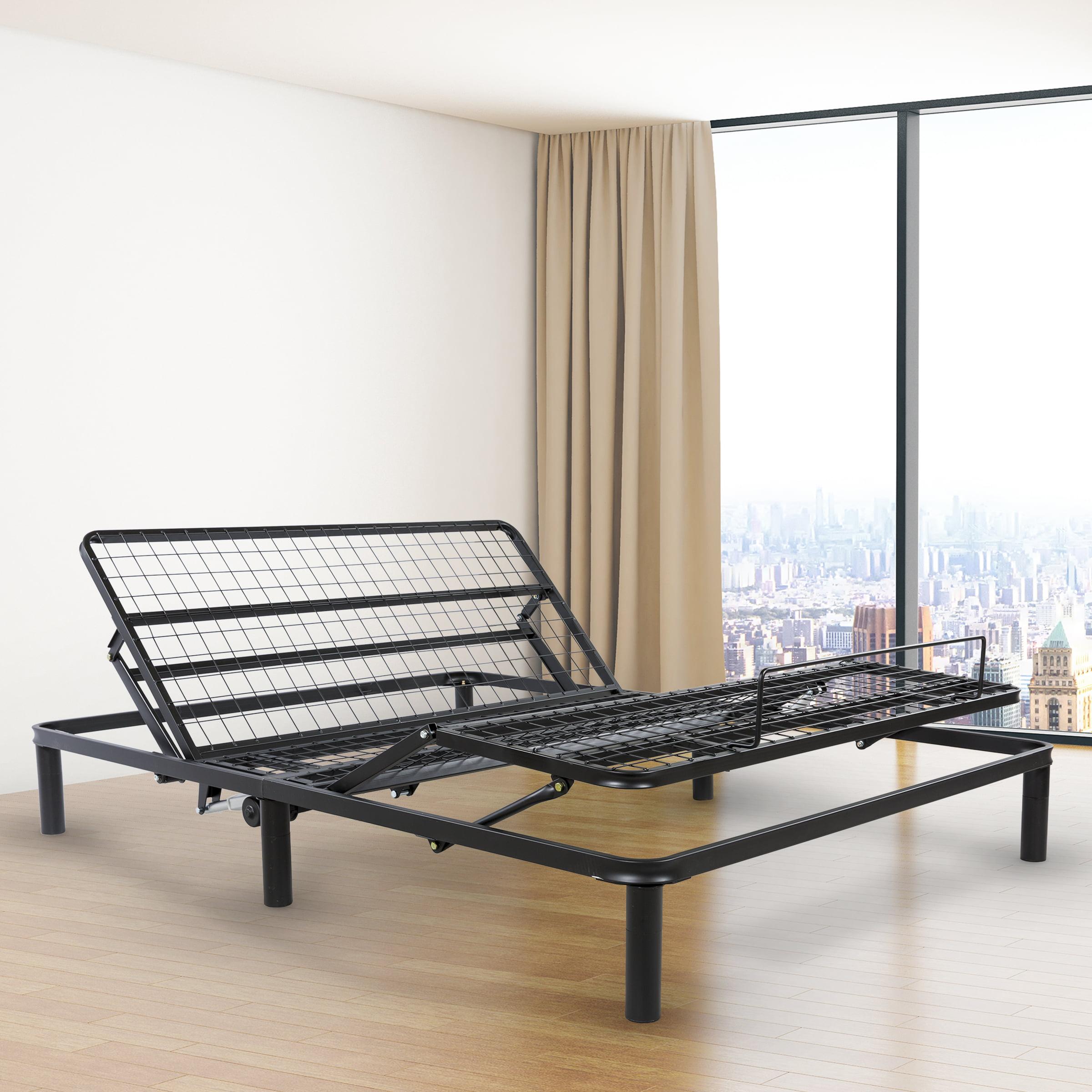 Primo International Adjustable Metal Bed Charger, Multiple Sizes