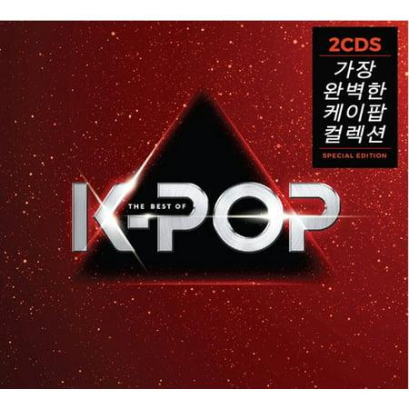 Best Of K-Pop / Various (CD)