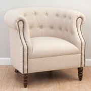 Jofran Grace Accent Chair - Natural
