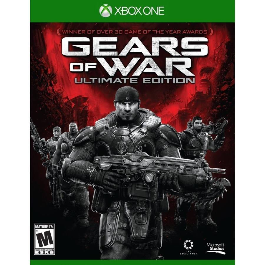 Gears Of War (Xbox One) - Pre-Owned