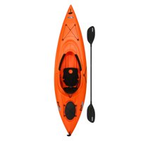 Lifetime Lancer 10 ft Sit-In Kayak (Paddle Included), 90817