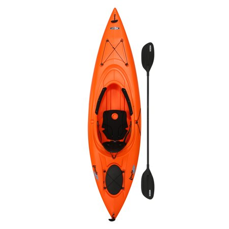Lifetime Lancer 10 ft Sit-In Kayak (Paddle Included), 90817