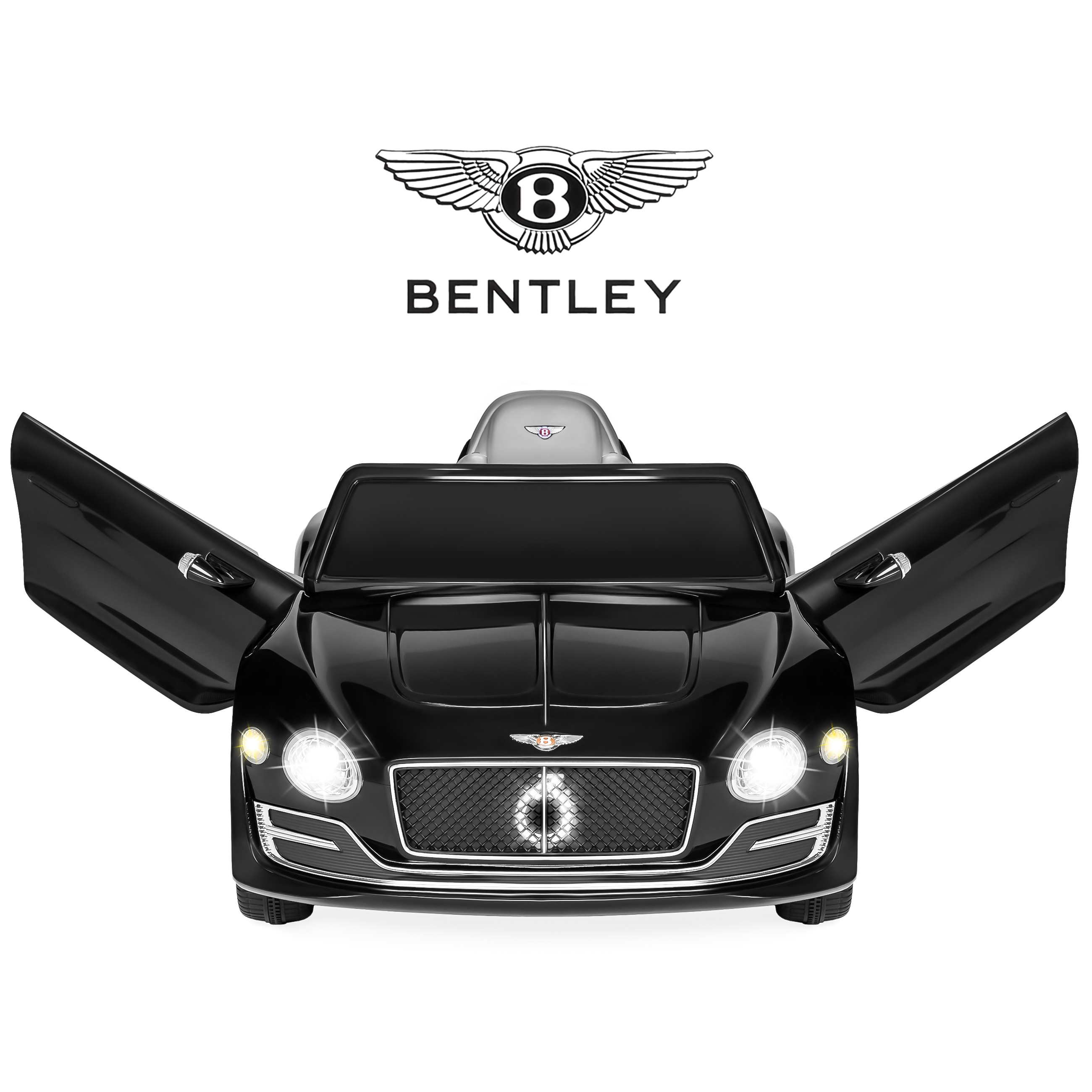 Best Choice Products 12V Kids Licensed Bentley EXP 10 Ride-On Car w  Remote Control, Foot Pedal, 2 Speeds,... by Best Choice Products