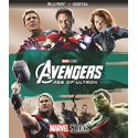 Avengers: Age of Ultron (Blu-ray + Digital)