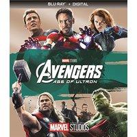 Avengers: Age of Ultron (Blu-ray + Digital)