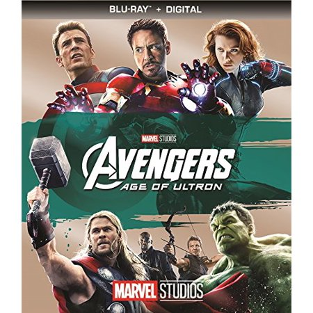 Avengers: Age of Ultron (Blu-ray + Digital) Black White Photography Digital Age