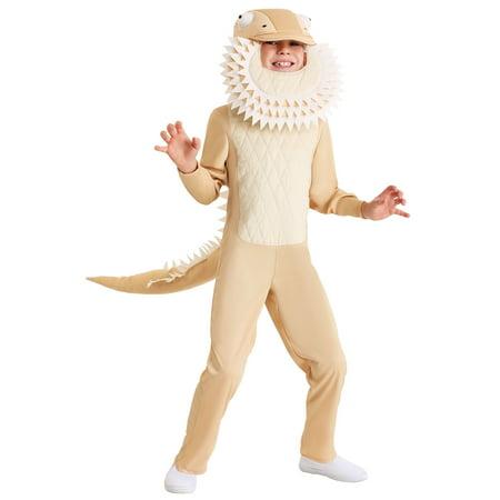 Kids Bearded Dragon Costume (Bearded Dragon Costume Halloween)