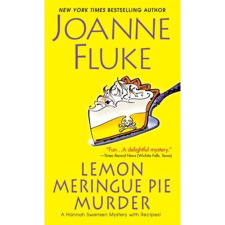 Lemon Meringue Pie Murder - eBook - Ghost Meringues