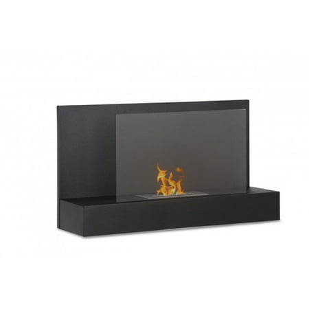 Ignis Products Ater Ventless Wall Mounted Ethanol Fireplace