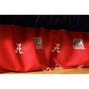 College Covers ALADRFL Alabama Printed Dust Ruffle Full