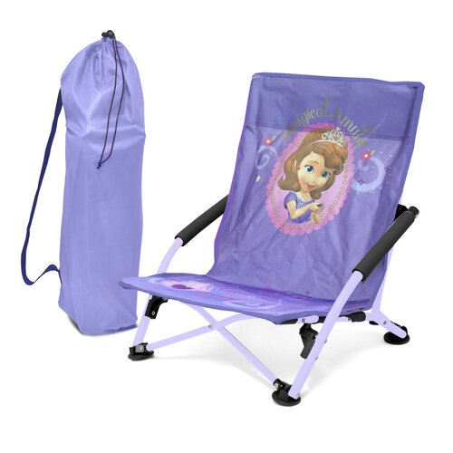 Sofia The First Folding Lounge Chair