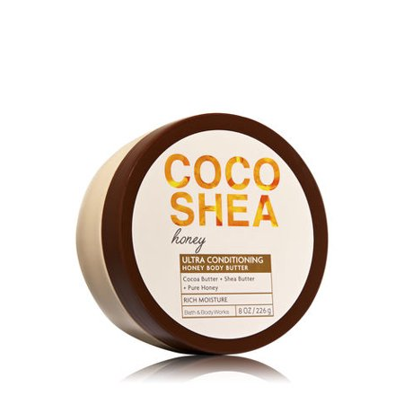 BATH & BODY WORKS  Signature Collection CocoShea Honey Honey Body Butter