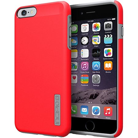 cheaper 8b389 1a385 iPhone 6 Incipio Phone Cases Red/Charcoal