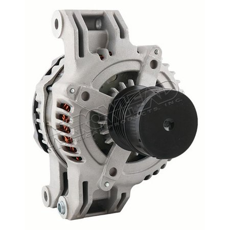 DB Electrical VND0578 Remanufactured Alternator for 3.6L Jeep Grand Cherokee 2011 2012 2013 2014 2015 2016 2017 6Clock 160amp EF Fan Type SD6 Pulley Type IR Regulator CW Rotation (2011 Jeep Grand Cherokee Rims For Sale)