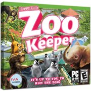 Happy Tails: Zoo Keeper: Jewel Case Edition