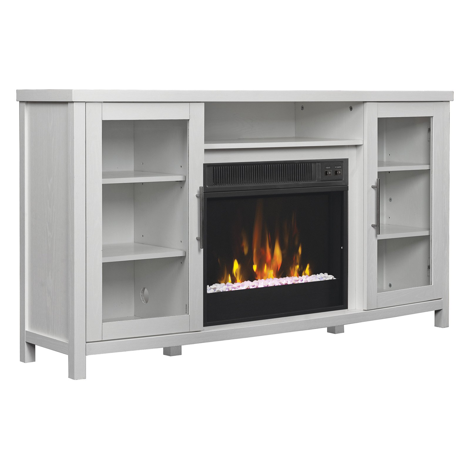 Classic Flame Rossville Electric Fireplace Media Console by Bell'O