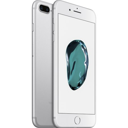 Refurbished Apple Iphone 7 Plus 32GB GSM Unlocked - Silver White](iphone 4s 32gb white)