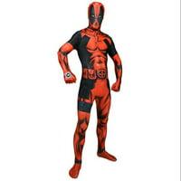 Deadpool Zappar Adult Costume Morphsuit