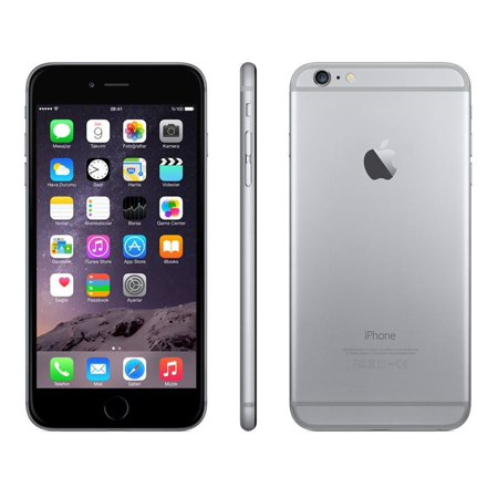 Apple iPhone 6 Plus 16GB Unlocked GSM 4G LTE Cell Phone - Space